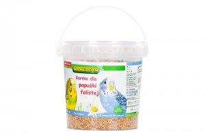 pokarm dla papugi falistej wiaderko