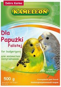 Pokarm dla papugi falistej